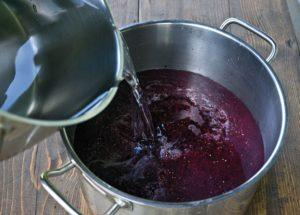 смородиновое вино